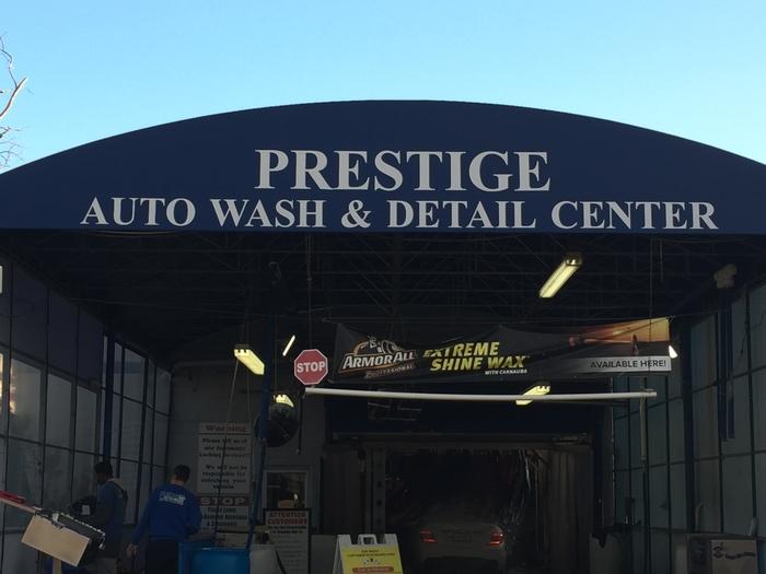 Prestige Car Service: Prestige Auto Wash Of Elizabeth NJ 323 Rahway Avenue